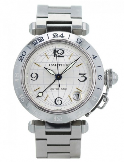 Cartier Pasha GMT Automatic 35mm Watch