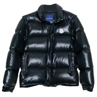 Moncler Grenoble Black Down Jacket/GIlet