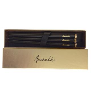 Annoushka Crown Tipped Set of 3 Pencils