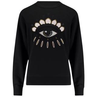 Kenzo Black Eye Icon Sweatshirt