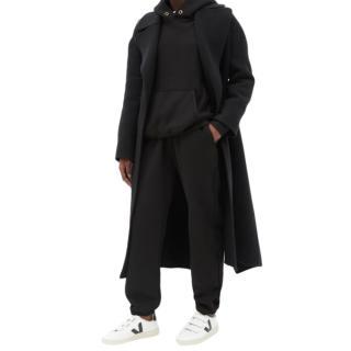 Les Tien Classic Black Sweatpants
