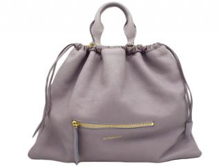Burberry Prorsum Lilac Drawstring Top handle Bag