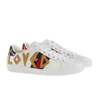 Gucci LOVED Blind for Love Ace Sneakers