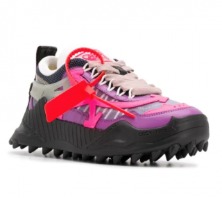 Off-White Odsy-1000 Violet Fuchsia Sneakers