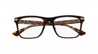Gucci Titanium Havana Optical Glasses