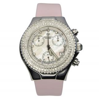 TechnoMarine Diamond Set 39mm Ladies Watch