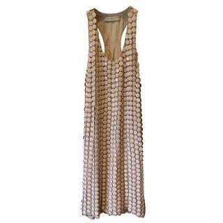 Stella McCartney Pink Button Detail Dress