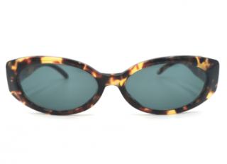 Gucci GG 2196/S Oval Tortoiseshell Sunglasses