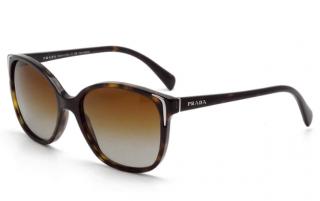 Prada PR01OS Brown Tortoiseshell Sunglasses
