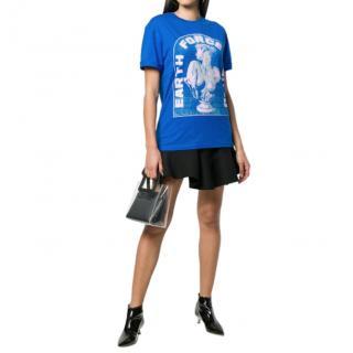 McQ Alexander McQueen Earth Force Sound T-shirt
