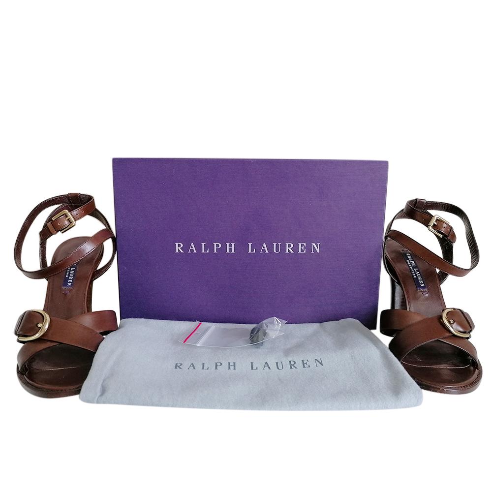 Ralph Lauren Purple Label Elisa Sandals