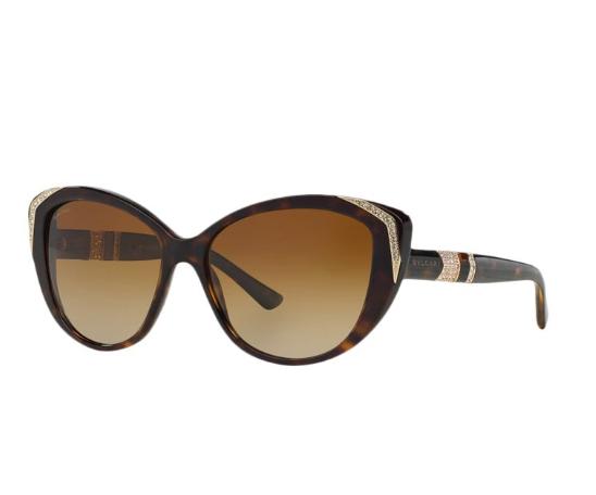 Bvlgari B151 Embellished Sunglasses