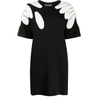 Boutique Moschino Daisy T-Shirt Dress