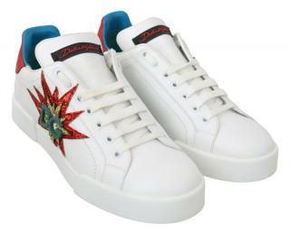 Dolce & Gabbana DG Patch Sneakers