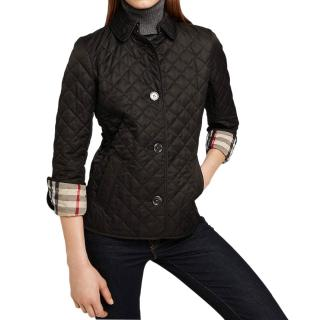 Burberry Brit Black Quilted Copford Jacket