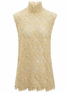 Joseph Court Crochet Lace Blouse