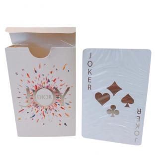 Dior JOY VIP Gift Playing Card Set