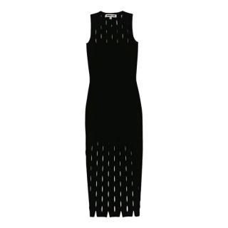 MCQ McQueen black body con dress