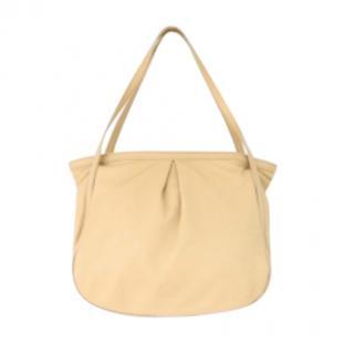 Loewe Light Camel Leather Vintage Tote Bag