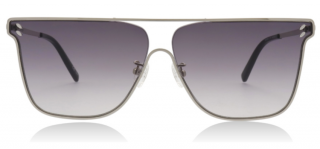 Stella McCartney very lightweight silver framed sunglasses