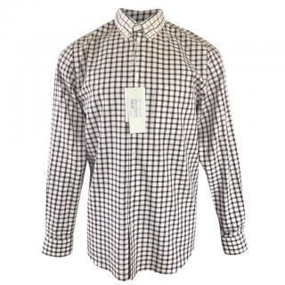 Stella McCartney Check Organic Cotton Shirt