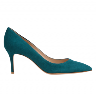 Gianvito Ross Suede 70mm Pumps