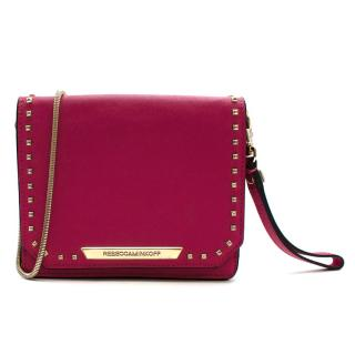 Rebecca Minkoff Studded Mini Pink Bag