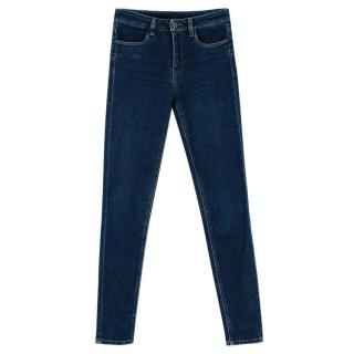 Prada  Sport Skinny fit blue jeans