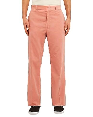 Alanui Pink Cotton-Corduroy Trousers