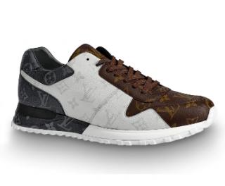 Louis Vuitton Mixed Monogram Run Away Sneakers