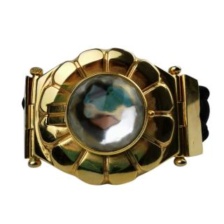 Yves Saint Laurent Vintage  Medallion Bracelet