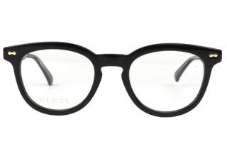 Gucci GG-0183-O Black Sunglasses