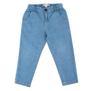 Bonpoint Blue  Denim Jeans