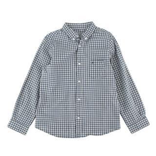 Bonpoint Boy's 6Y Checked shirt