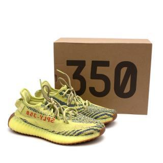 Yeezy Boost 350 V2 Yellow Green