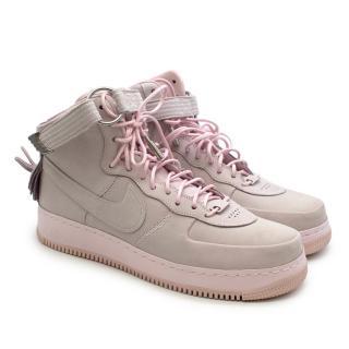 Nike Air Force 1 High Sl Pearl Pink size 47.5