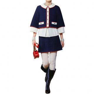 Extremely Rare Paris/Salzburg Twedd Skirt Suit