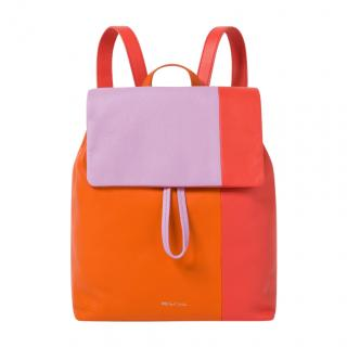 PS Paul Smith Colourblock Leather Backpack