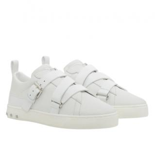 Valentino V-Punk Criss-Cross Buckle Sneakers