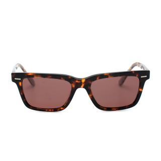 The Row X Oliver Peoples Brown BA CC Acetate Sunglasses