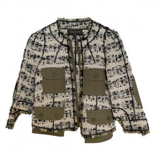 Louis Vuitton Linton Tweed Jacket