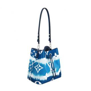 Louis Vuitton LV Escale Blue N�oNo� MM