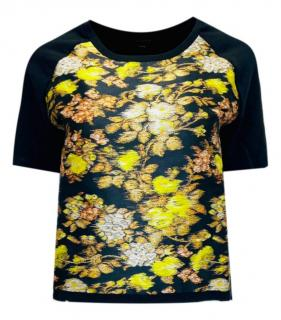 Giambattista Valli Floral Print T-Shirt
