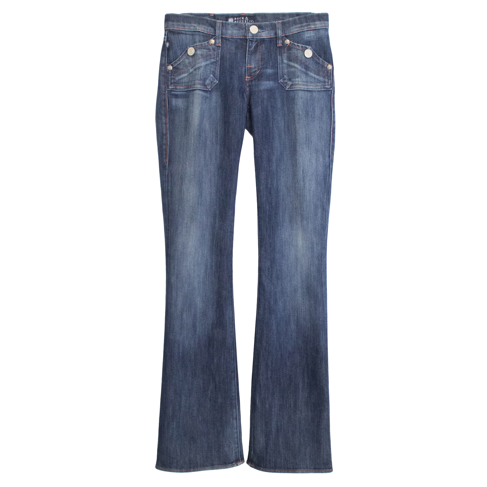 Rock & Republic Blue Flared Jeans