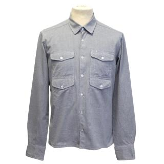 J. Lindeberg Grey Shirt