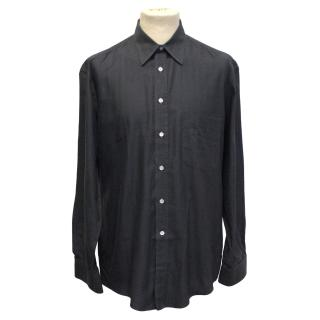 ad4e11710aa2 Gucci dark grey shirt