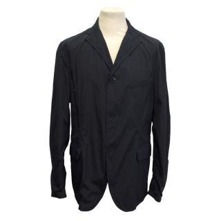 Jil Sander Dark Blue Jacket