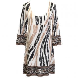 Diane Von Furstenberg Vintage Laetitia Dress