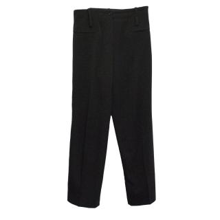 Olivier Strelli Black Bootcut Trousers
