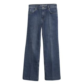 MiH Medium Wash Bootcut Jeans